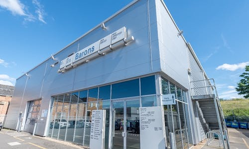Barons BMW Ruislip Aftersales