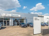 Barons MINI Borehamwood Aftersales