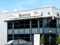 Barons MINI Farnborough Aftersales