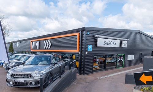 Barons MINI Stansted