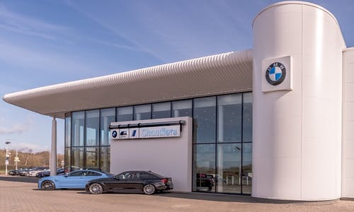 Chandlers BMW Hailsham