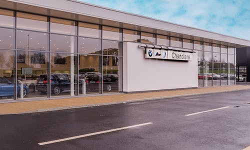 Chandlers BMW Worthing