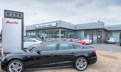 Chingford Audi