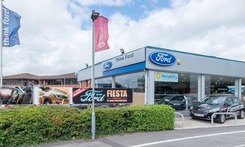 Think Ford Bracknell