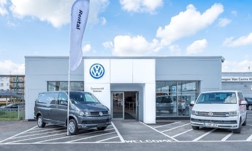 Volkswagen Commercials Hatfield