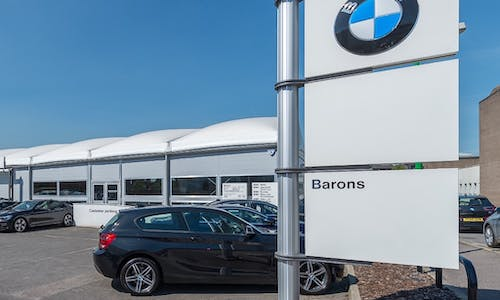Barons BMW Kentish Town Aftersales Centre