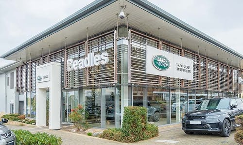 Land Rover Sidcup