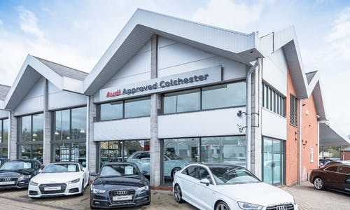 Audi Approved Colchester