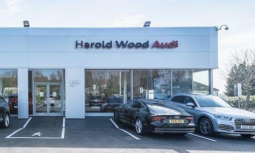 Harold Wood Audi