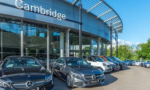 Mercedes-Benz of Cambridge