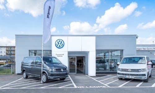 Volkswagen Commercials Hatfield