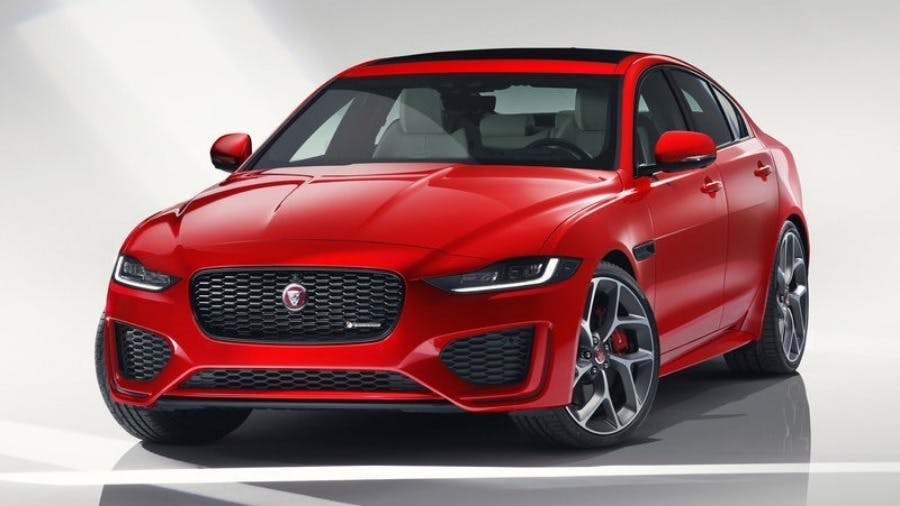 New Jaguar XE: Enhanced Exterior, All-New Luxurious Interior and Intuitive New Technology