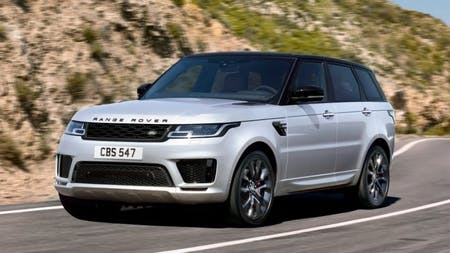 New Range Rover Sport HST Adds Straight-Six Performance And Refinement