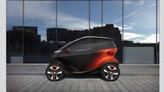 The Future of Urban Mobility - SEAT Minimó