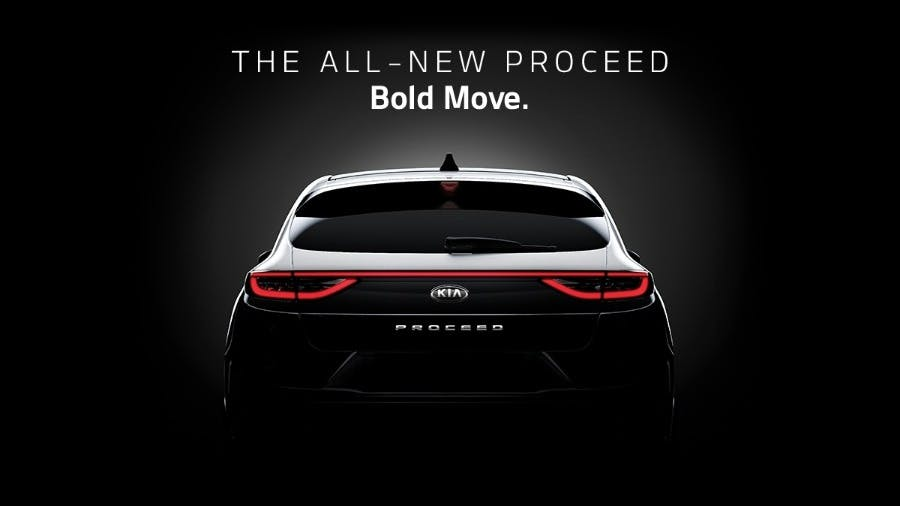We're Hosting A Launch Event for the All-New Kia ProCeed