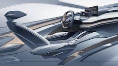 Concept study ŠKODA VISION iV features innovative interior concept