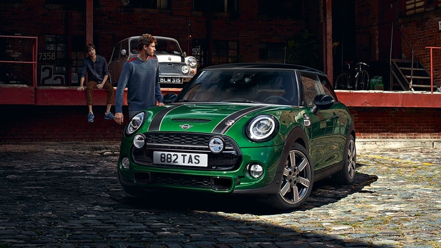 MINI 60 YEARS EDITION. JOIN THE CELEBRATION.