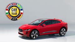 I-PACE Is European Car Of The Year