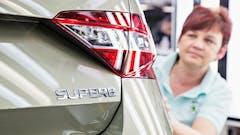 500,000th third-generation ŠKODA SUPERB