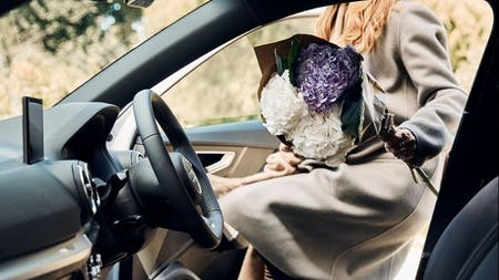 Treat your Mum, the Audi way
