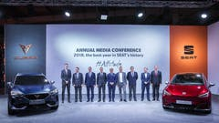 SEAT to Launch Six Electric and Plug In Hybrid Models