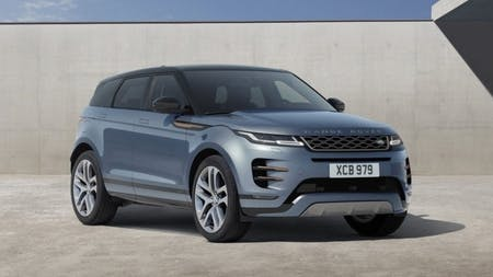5 Out Of 5: New Range Rover Evoque Awarded Maximum European Safety Rating