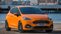 Orange is the New Black -  Introducing the Ultimate Fiesta ST Ford Performance Edition