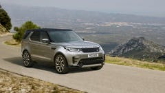 Land Rover Celebrates 30 Years of All-Terrain Adventure with Discovery Landmark Edition