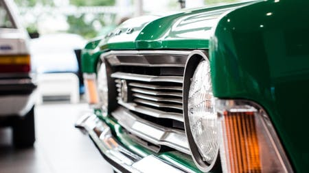 Farnborough Lions Classic Car Show 2019