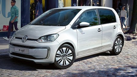 New electric Volkswagen e-up! confirmed for Frankfurt Motor Show