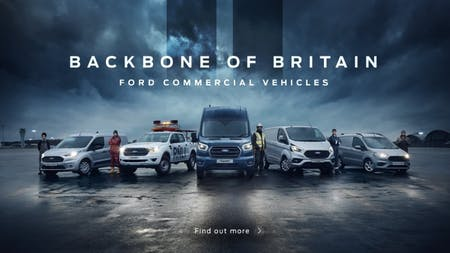 Ford Transit - The Backbone of Britain