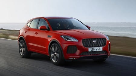 E-PACE Chequered Flag Special Edition Joins Compact SUV Line-Up