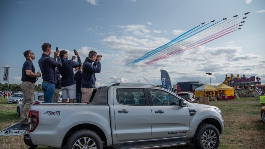 Join us at Wings & Wheels 2019
