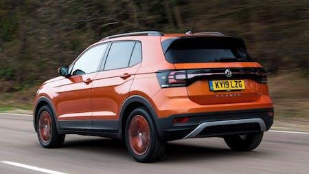 Volkswagen T-Cross Auto Express Review