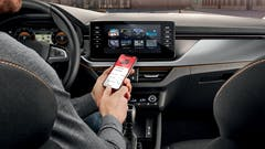 Comprehensive update for ŠKODA Connect App users