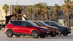 SEAT Sells Over 200,000 Cars in First Four-Month Period of a Year