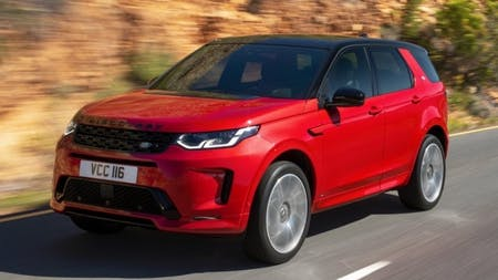 New Discovery Sport Now Available To Order
