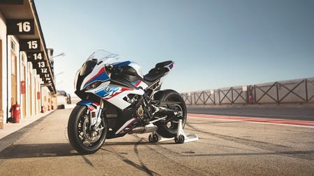 THE ALL-NEW BMW S 1000 RR.