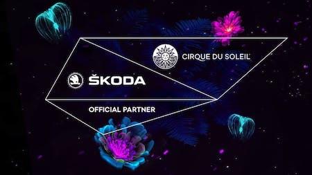 ŠKODA and Cirque Du Soleil Inspire Fans