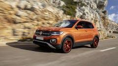 New T-Cross scores five stars in Euro NCAP