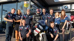 THE S 1000 RR PREVIEW EVENT.