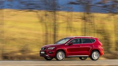 SEAT Takes Two at the Tow Car Awards