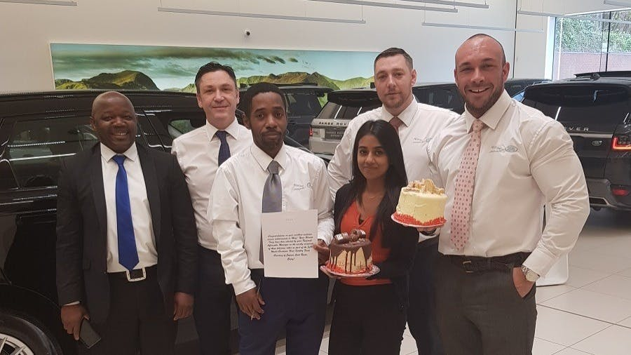 Outstanding Customer Service Award