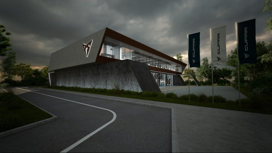 CUPRA Starts Construction on Their New Headquarters for 2020