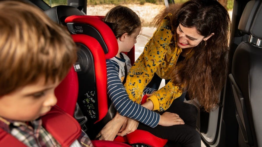 SEAT Gives Top 10 Tips for Travelling With Children