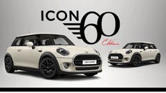 Introducing the MINI Icon 60 Edition.