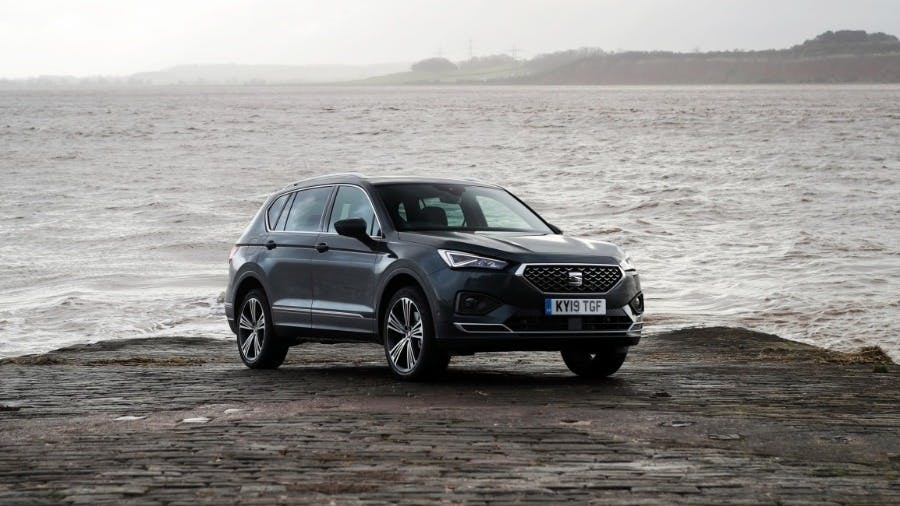 Tarraco Wins Best Large SUV at Auto Express Awards 2019