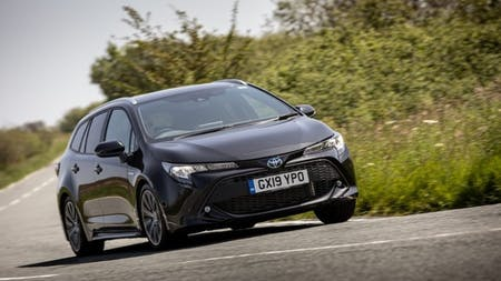 The All New Toyota Corolla is named 'Affordable Hybrid of the Year' in 2019 Auto Express Awards!