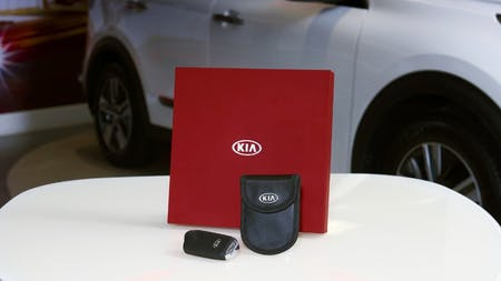 KIA Increases Security for Keyless Entry System
