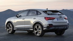 The New Q3 Sportback: Elegance of a Coupe, Versatility of an SUV